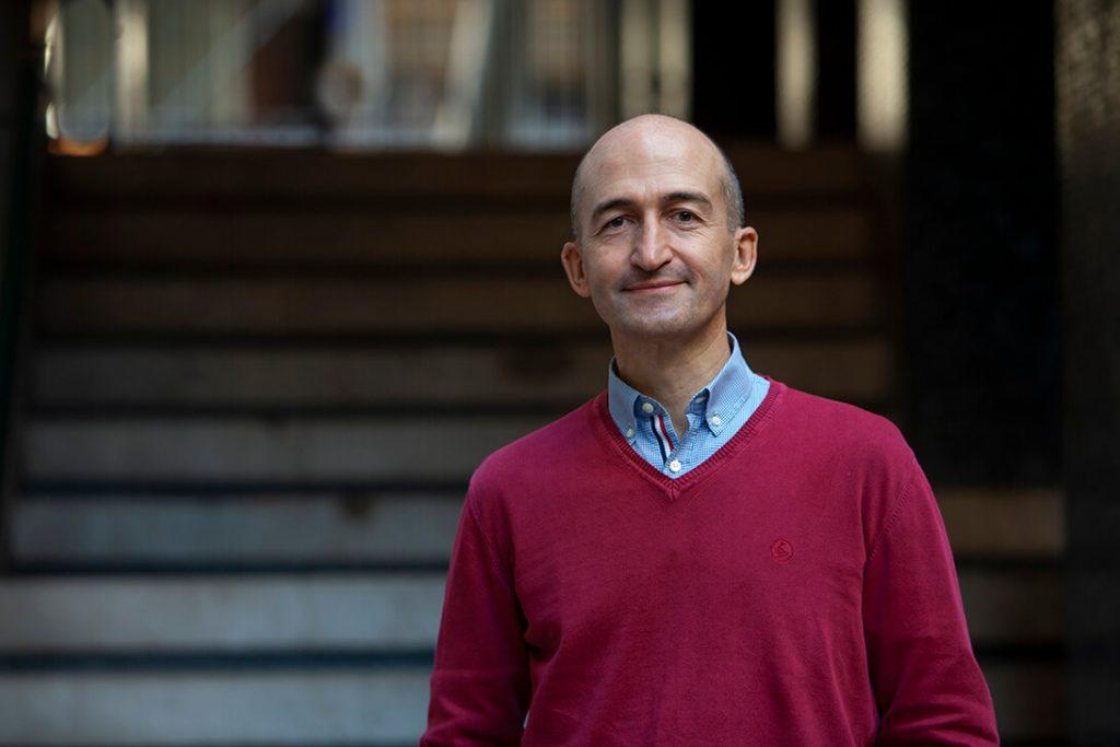 Jose luis Molina Hispatec Group CEO